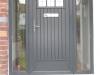 composite door at foxifeld park raheny