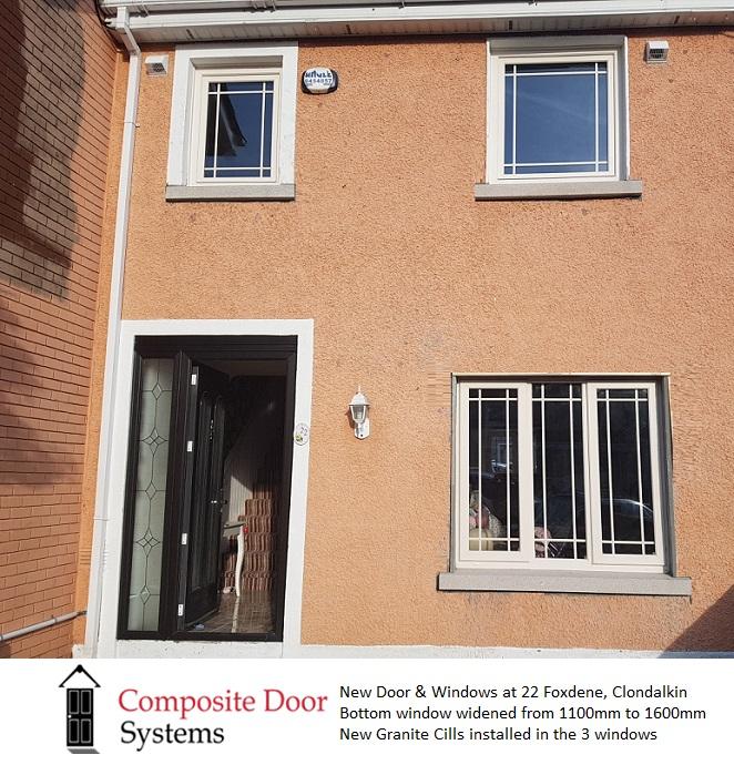 composite doors clondalkin