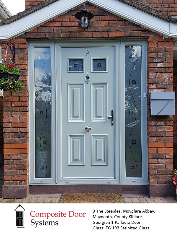 Georgian Composite Doors