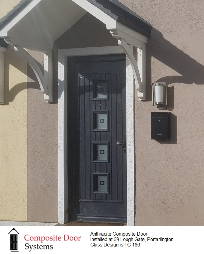 Composite-Door-at-Lough-Gate-Portarlington-County-Laois