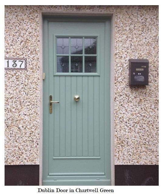 Dublin-Chartwell-Green