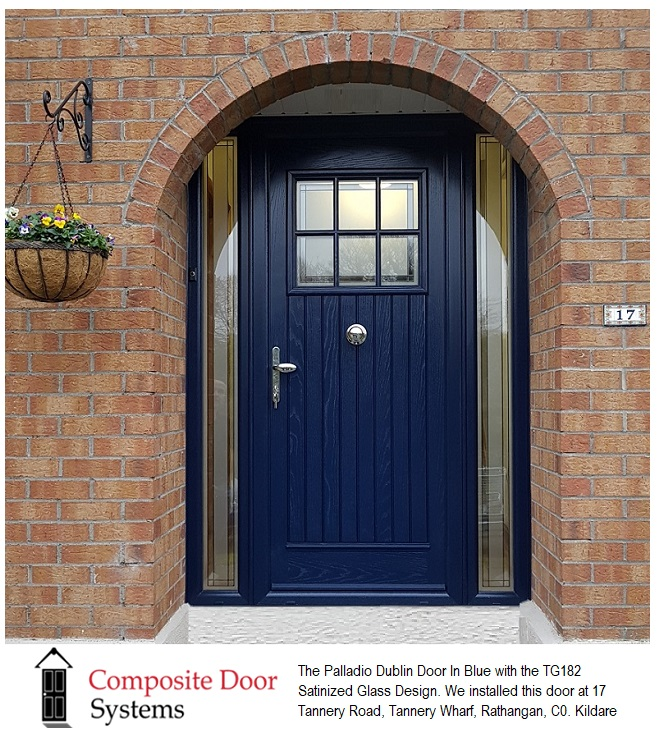 Dublin-Door-in-Blue-at-17-Tannery-Road-Rathangan