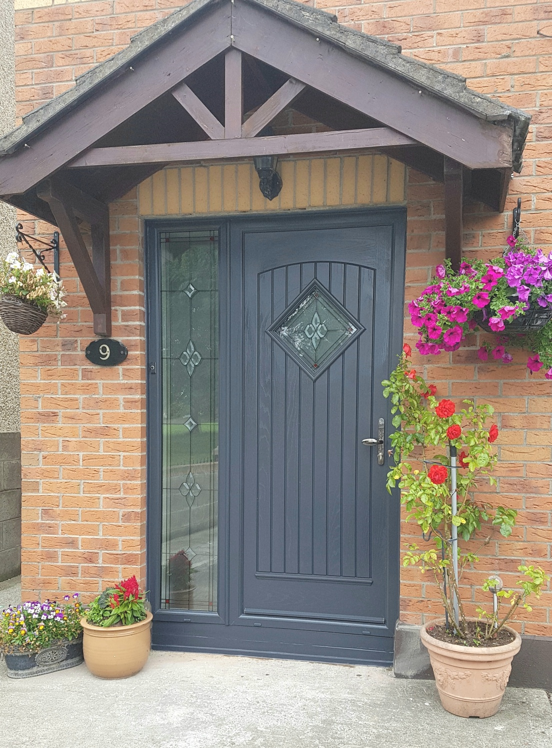 Edinburgh Composite Door