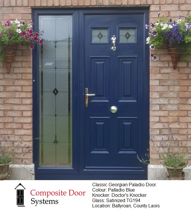 Georgian-Composite-Door-install-at-Cross-of-Newtown-Ballyroan-County-Laois.