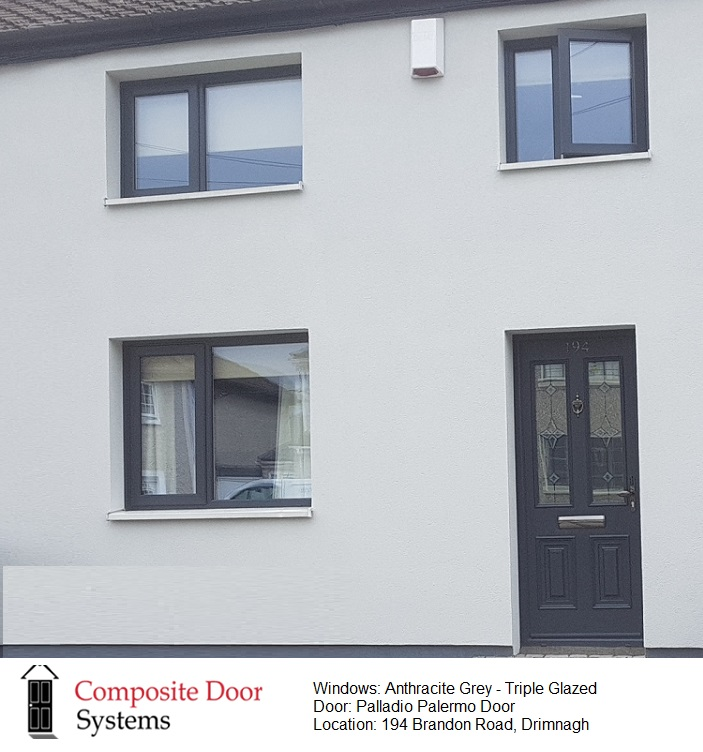 Grey-windows-and-door-at-Brandon-Road-Drimnagh