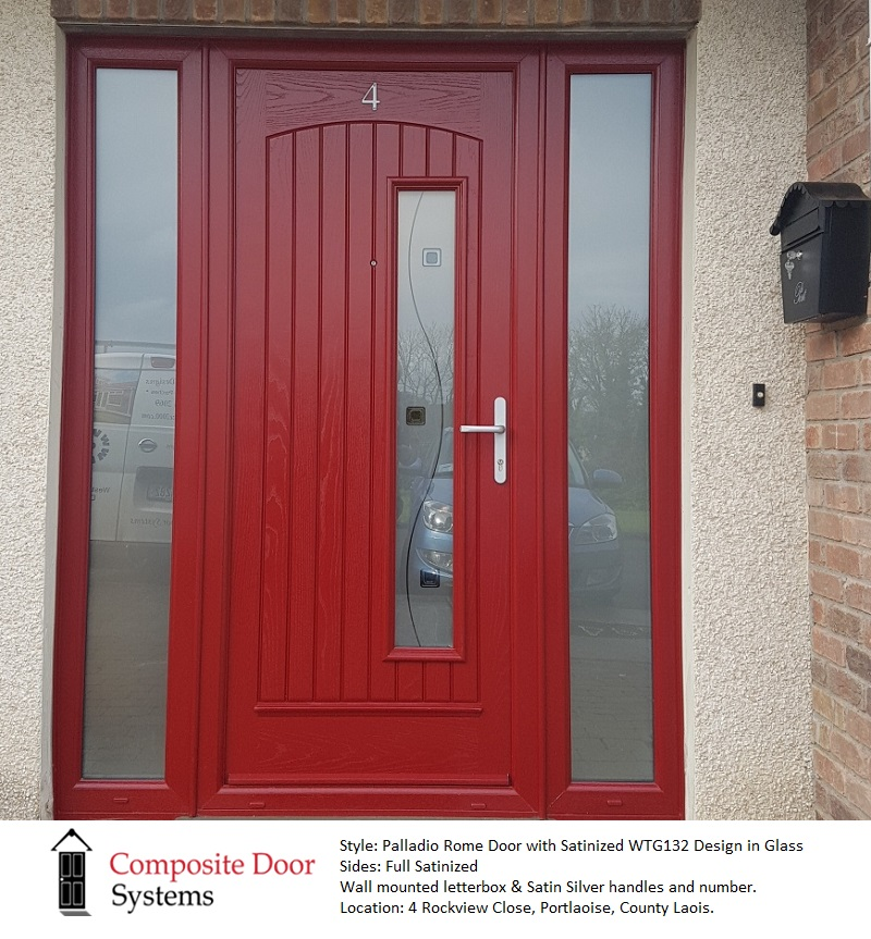 Composite Door - Portlaoise