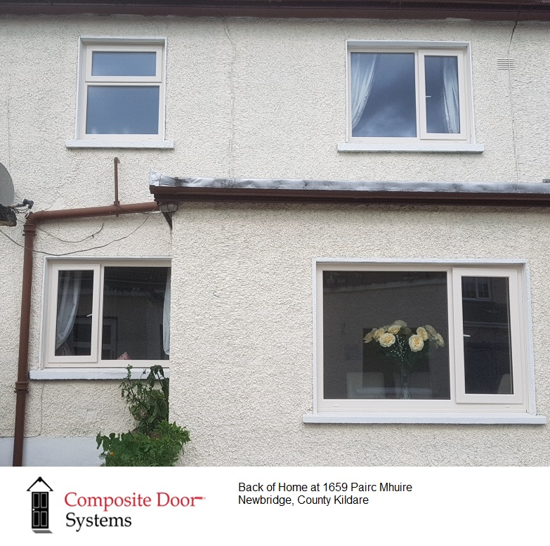 upvc window in newbridge
