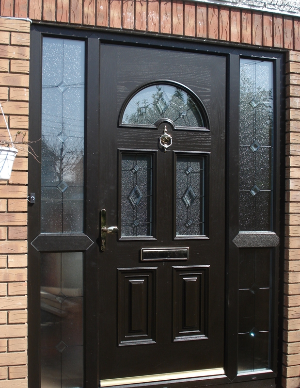 black-composite-doors
