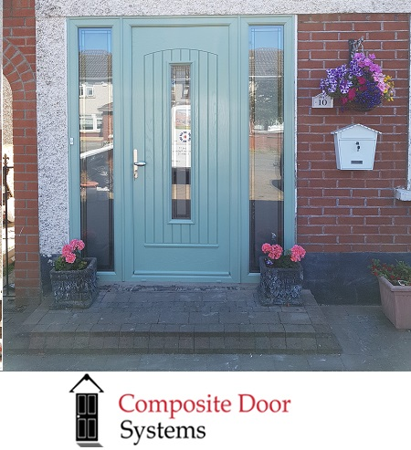 composite doors for security