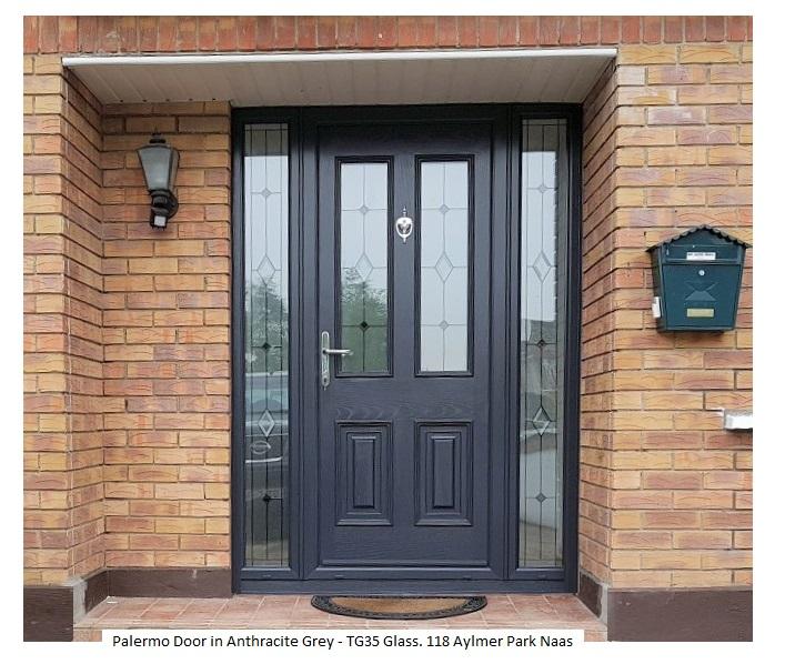 Composite Doors Naas