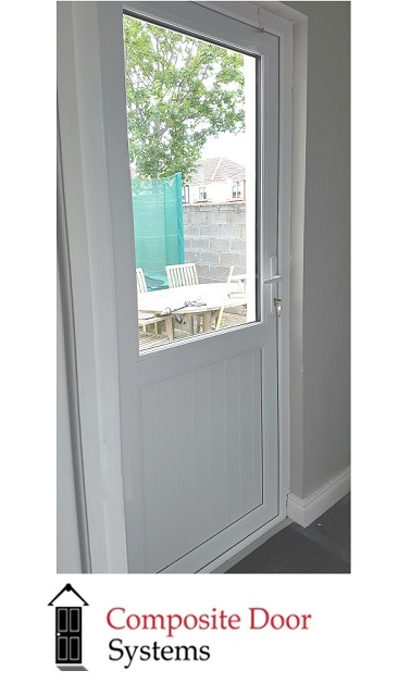 Composite Back Door are available in a raft of colours, to suit any room