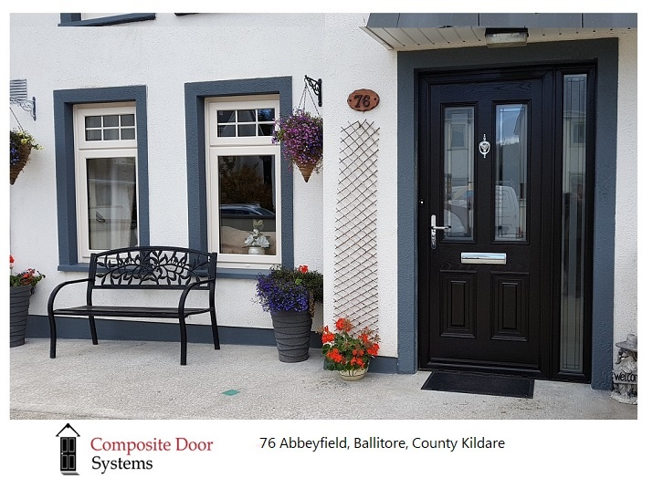 Ballitore doors and windows are custom made to customer specifications