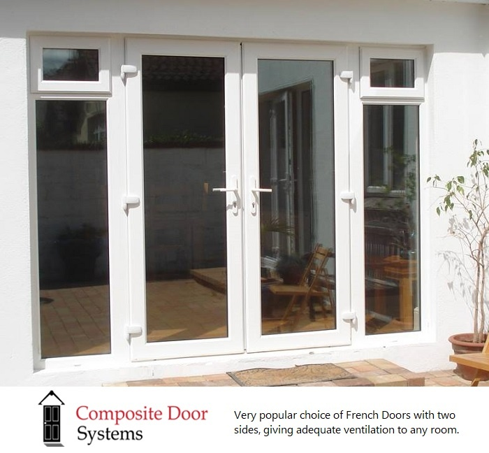 French Door are full custom made to suit the opening, for replacement situations or new-build.