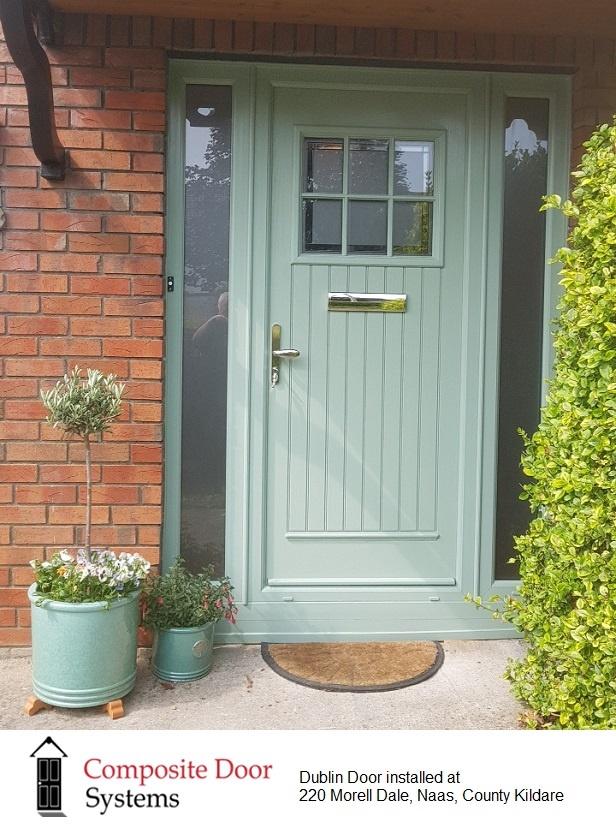 front door is Naas
