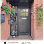 Dublin Door at 88 Abbey Park Orchard, Clane County Kildare
