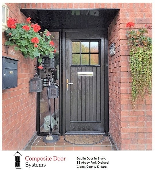 composite doors installed in clane