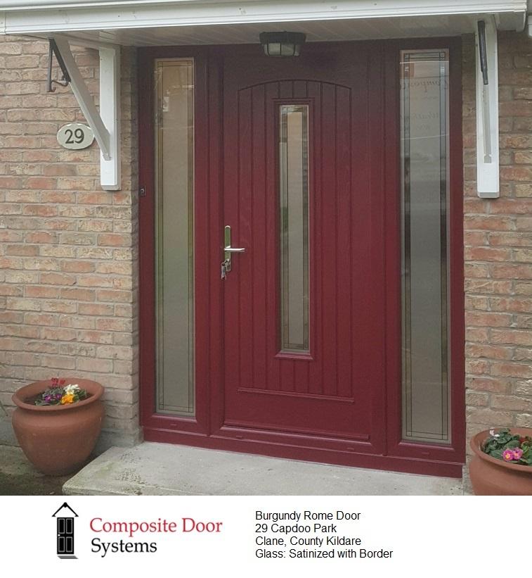 composite doors in clane