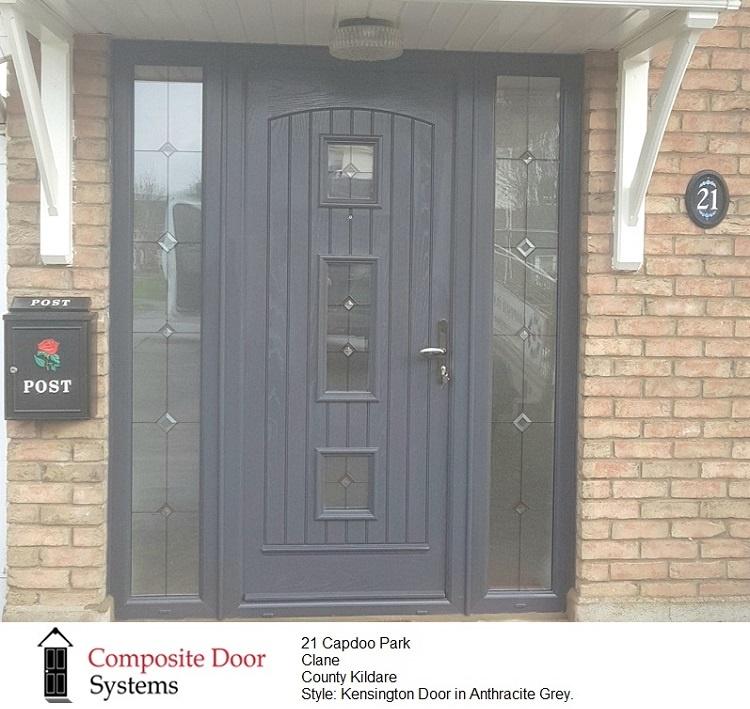 front doors in Clane, County Kildare