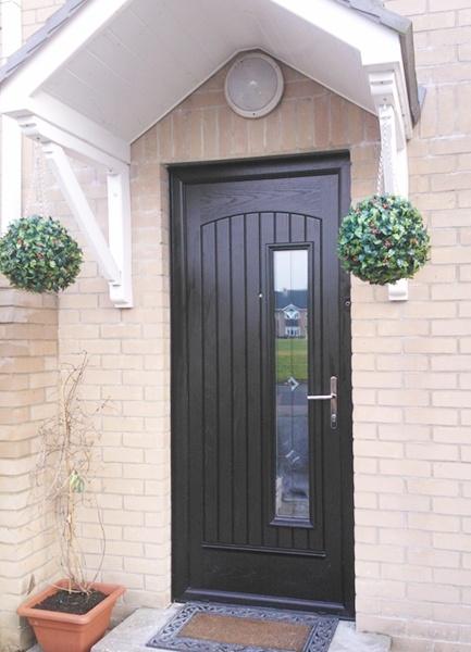 front door replaced in Kilcullen