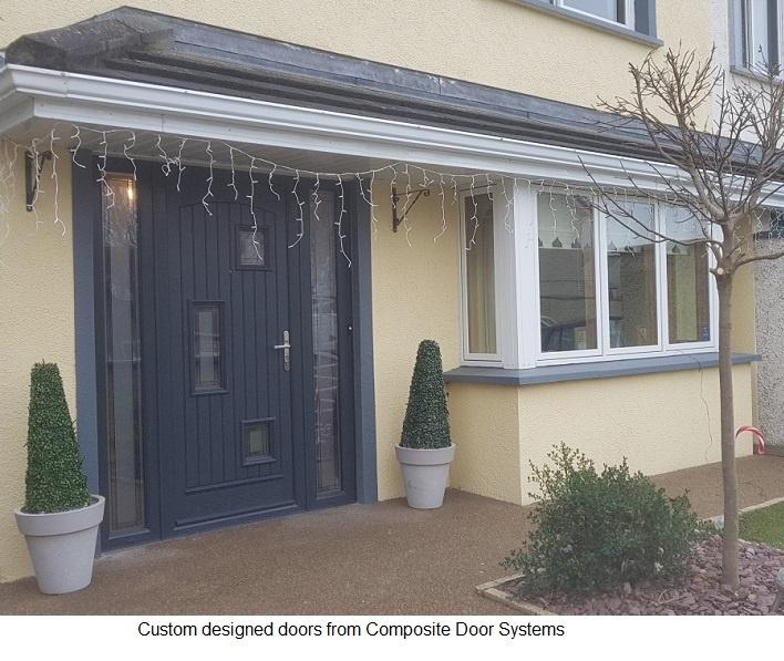 custom designed doors for homes in Kilmeague