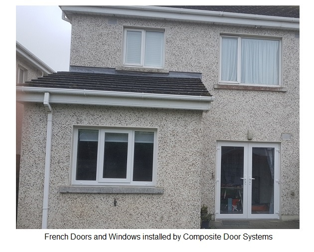 uPVC windows and doors for homes in Kilcullen